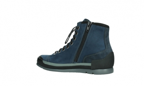 wolky lace up boots 02777 watson 13800 blue nubuckleather_15