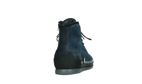 wolky lace up boots 02777 watson 13800 blue nubuckleather_20