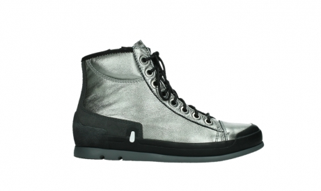 wolky lace up boots 02777 watson 30280 metal leather_1