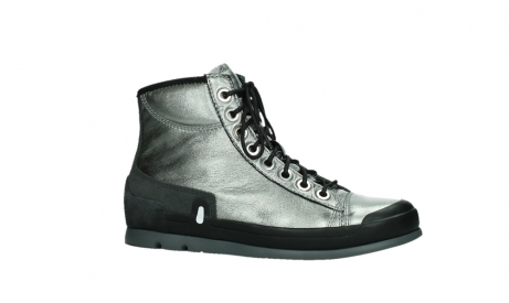 wolky lace up boots 02777 watson 30280 metal leather_2