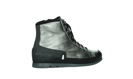 wolky bottines a lacets 02777 watson 30280 cuir metallise_23