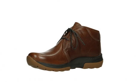 wolky lace up boots 03027 dub cw 24430 cognac leather_11