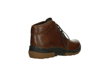 wolky lace up boots 03027 dub cw 24430 cognac leather_22