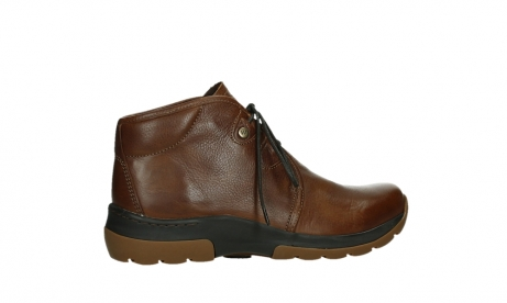 wolky lace up boots 03027 dub cw 24430 cognac leather_24