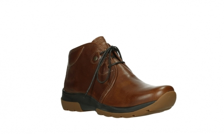 wolky lace up boots 03027 dub cw 24430 cognac leather_4