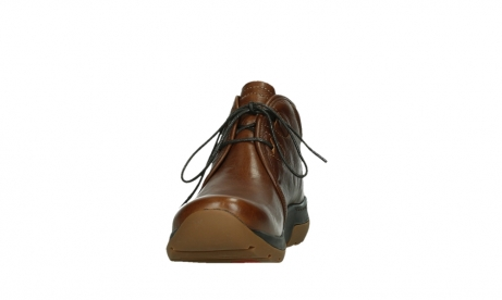 wolky lace up boots 03027 dub cw 24430 cognac leather_8