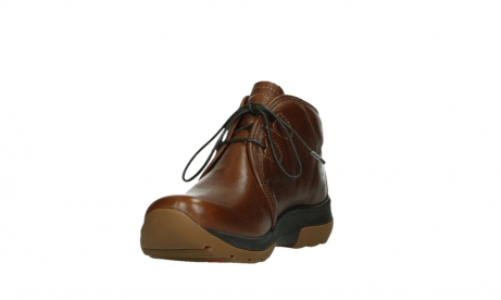 wolky lace up boots 03027 dub cw 24430 cognac leather_9