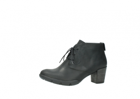 wolky lace up boots 03675 bighorn 50000 black oiled leather_24