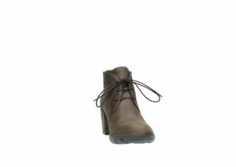 wolky lace up boots 03675 bighorn 50150 taupe oiled leather_18