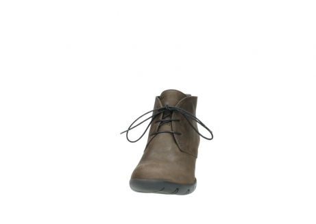 wolky lace up boots 03675 bighorn 50150 taupe oiled leather_20