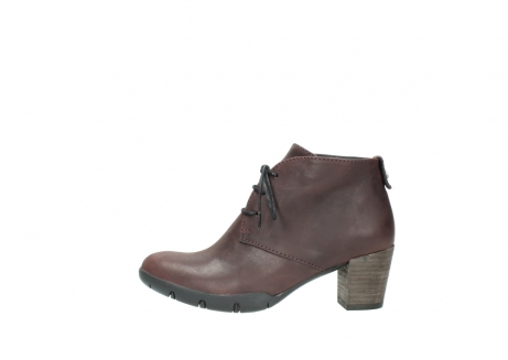 wolky lace up boots 03675 bighorn 50510 burgundy oiled leather_1