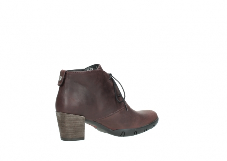 wolky lace up boots 03675 bighorn 50510 burgundy oiled leather_11