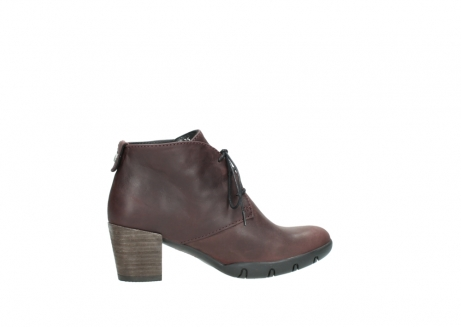 wolky lace up boots 03675 bighorn 50510 burgundy oiled leather_12