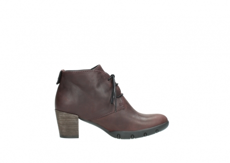 wolky lace up boots 03675 bighorn 50510 burgundy oiled leather_13