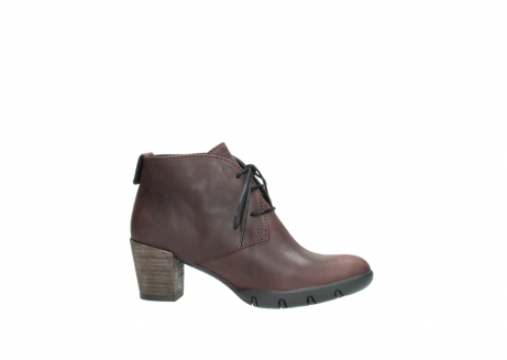 wolky lace up boots 03675 bighorn 50510 burgundy oiled leather_14