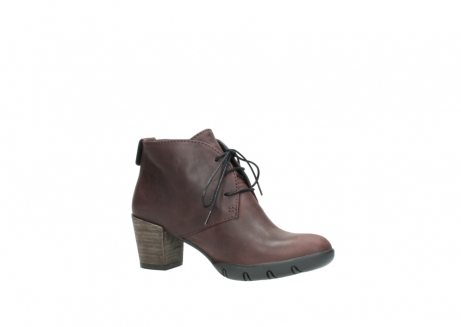 wolky lace up boots 03675 bighorn 50510 burgundy oiled leather_15