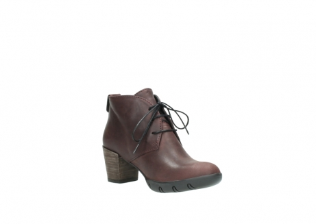 wolky lace up boots 03675 bighorn 50510 burgundy oiled leather_16