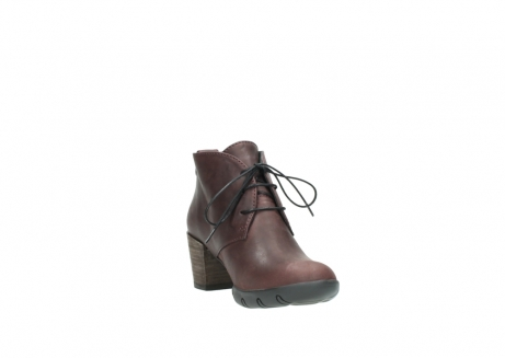 wolky lace up boots 03675 bighorn 50510 burgundy oiled leather_17