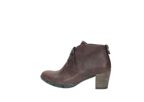 wolky lace up boots 03675 bighorn 50510 burgundy oiled leather_2