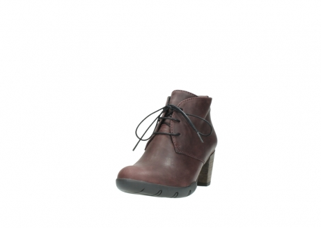 wolky lace up boots 03675 bighorn 50510 burgundy oiled leather_21