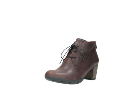 wolky lace up boots 03675 bighorn 50510 burgundy oiled leather_22