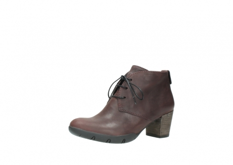 wolky lace up boots 03675 bighorn 50510 burgundy oiled leather_23