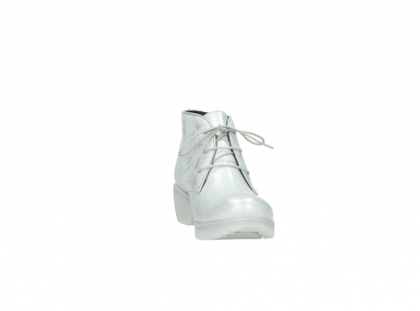 wolky lace up boots 03810 dusky 30130 silver leather_18