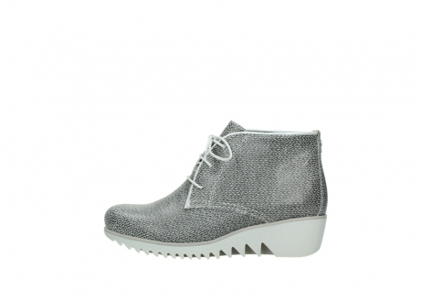 wolky lace up boots 03810 dusky 920 grey leather canvas_1