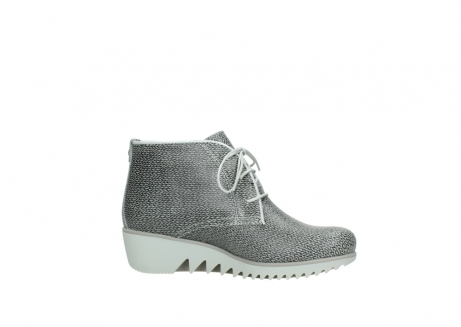 wolky lace up boots 03810 dusky 920 grey leather canvas_14