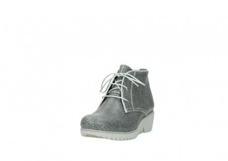 wolky lace up boots 03810 dusky 920 grey leather canvas_21