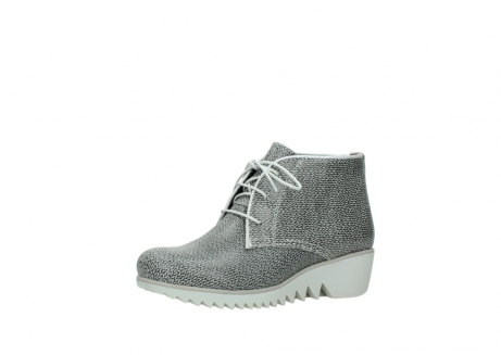 wolky lace up boots 03810 dusky 920 grey leather canvas_23