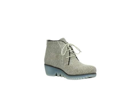 wolky lace up boots 03810 dusky 90390 beige printed suede_16
