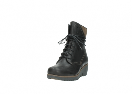 wolky lace up boots 03812 rusty 50300 brown oiled leather_21