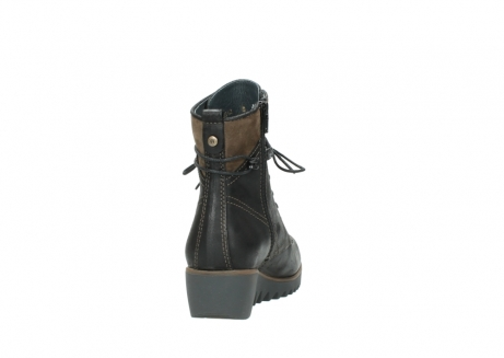 wolky lace up boots 03812 rusty 50300 brown oiled leather_8