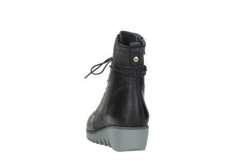 wolky boots 03812 rusty 50600 dunkellila schwarz geoltes leder_6