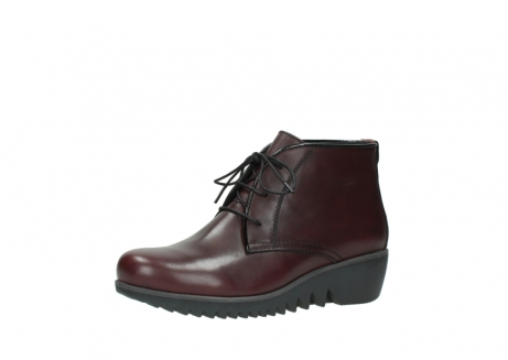 wolky lace up boots 03818 dusky winter 20510 burgundy leather_23