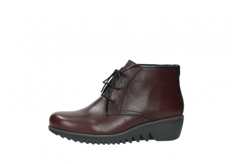 wolky lace up boots 03818 dusky winter 20510 burgundy leather_24