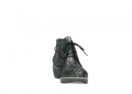 wolky lace up boots 03818 dusky winter 40280 grey metallic suede_18
