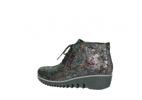 wolky lace up boots 03818 dusky winter 40280 grey metallic suede_3