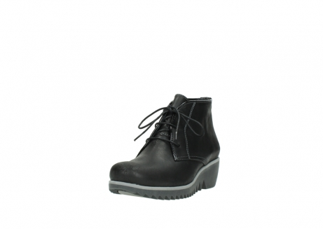 wolky lace up boots 03818 dusky winter 50010 black oiled leather_21