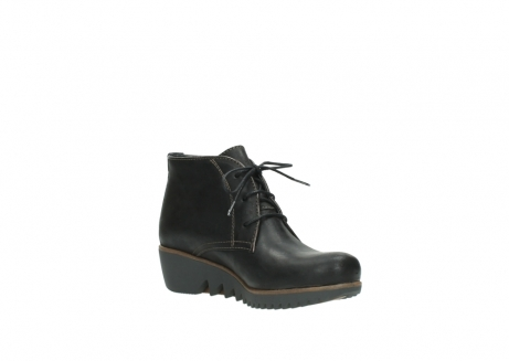 wolky boots 03818 dusky winter 50300 braun geoltes leder_16