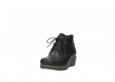 wolky boots 03818 dusky winter 50300 braun geoltes leder_21