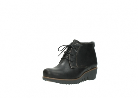 wolky boots 03818 dusky winter 50300 braun geoltes leder_22