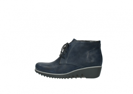 wolky lace up boots 03818 dusky winter 50800 dark blue oiled leather_1