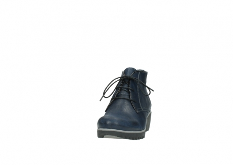 wolky lace up boots 03818 dusky winter 50800 dark blue oiled leather_20