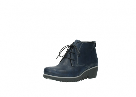 wolky lace up boots 03818 dusky winter 50800 dark blue oiled leather_22