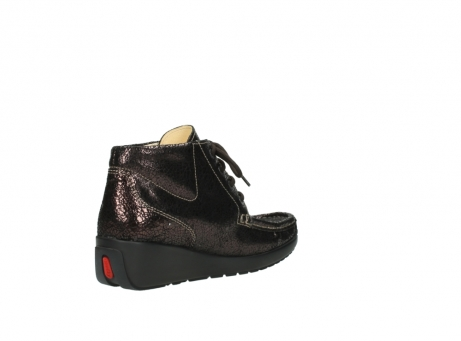 wolky bottines a lacets 04350 varosa 90300 marron_10