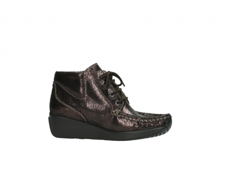 wolky lace up boots 04350 varosa 90300 brown craquele leather_14