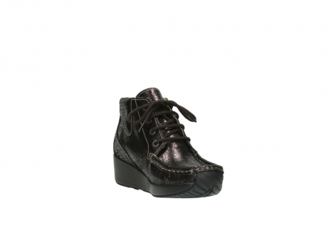 wolky lace up boots 04350 varosa 90300 brown craquele leather_17