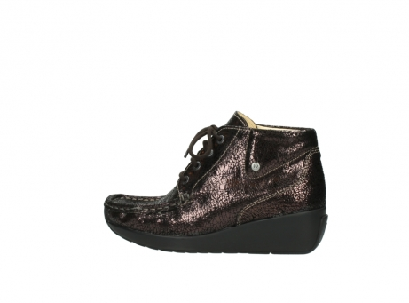 wolky bottines a lacets 04350 varosa 90300 marron_2